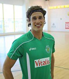 camisolas de jogo de João Antunes (andebol)
