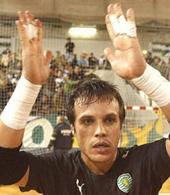 camisolas de jogo de João Benedito (futsal)