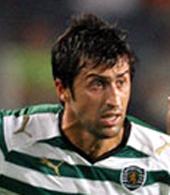 as camisolas do jogador do Sporting Marco Caneira
