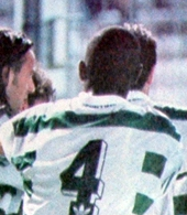 Sporting 1996 1997 Oceano match worn
