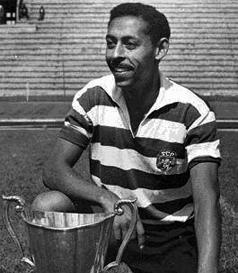 equipamentos de jogo do Osvaldo Silva, anos 1960