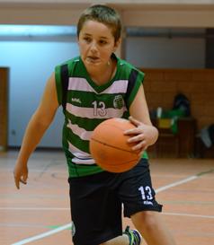 jogador de basquetebol do Sporting