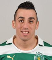 camisola do Paulinho do futsal do Sporting