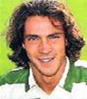 camisola de jogo de Paulo Sousa, brilhante médio do Sporting