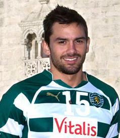 equipamentos de jogo de Pedro Solha, jogador de andebol do Sporting