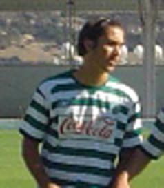 2004/2005, juniores A. Equipamento de jogo do Sporting de mangas curtas do Tiago Pires