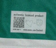 New Sporting Lisbon shirt 2012 2013 preview sample Puma white