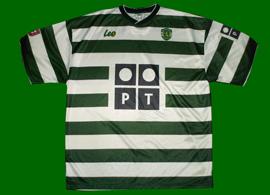 Juve Leo (Sporting Lisbon Ultras) jersey
