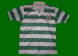 Sporting The Queijo Castelões was in a cloth strip, but it fell off