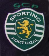 Camisola alternativa preta muito curiosa Sporting 2011/12