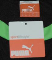 Equipamento alternativo negro Personalizado Onyewu, com patch da Liga Europa Puma