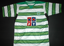 Sporting Lisbon Thai Counterfeit kit Portugal