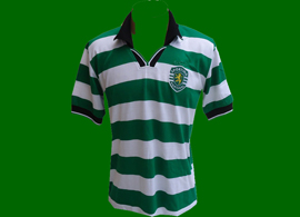 Shirt Sporting Lisbon 2010 11 1998 99 fake retro