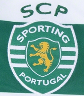 maillot completement forgé du Sporting Portugal 11/12