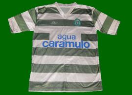 camisola Sporting Clube de Portugal caramulo Anicate 1992 1993