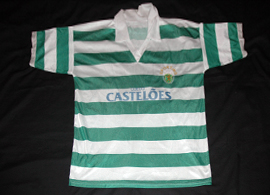 Portugal Sporting Lisboa Counterfeit jersey