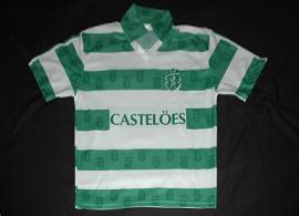 Sporting Lissabon trikot 1994 1995 falsch