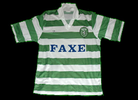 Sporting 1993 94 marca TF falsa