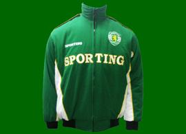 Casaco contrafeito do Sporting de 2012, à venda em lojas internacionais. Muito feio!