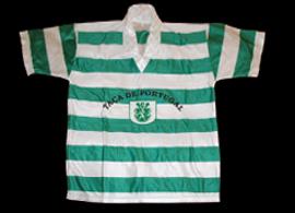 Camisola contrafeita do Campomaiorense, feita para a final da Taça de Portugal