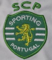 2013. Blusão contrafeito do Sporting, branco