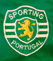 Sporting Lisbon Jacket bought in a portuguese fair