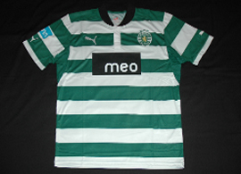 Sporting 2012/13 Counterfeit jersey, from a different Thai seller, Soccertriads