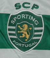 Sporting Lisbon Counterfeit home shirt from Thailand
