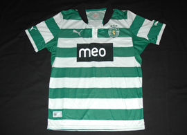 2012/2013. Sporting Lisbon Counterfeit home shirt from Thailand
