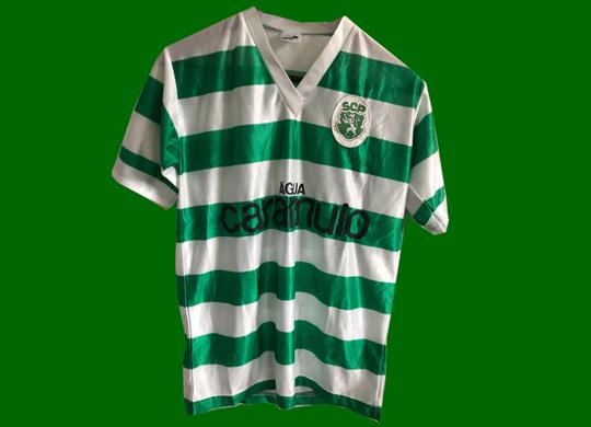 1992/93. Camisola contrafeita