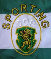 Camisola do Sporting Personalizada com o nº 11, correspondente a avançado ponta de lança