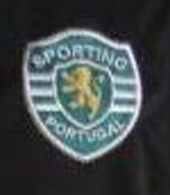 third kit Sporting LIsbon forged 2010 2011