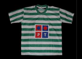 Sporting 06 07 camisola contrafeita sem emblema do Sporting patrocinio PT