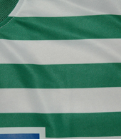 Sporting 2006 2007 fake jersey without the Sporting Lisbon club symbol