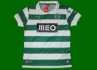 2013/14. SCP Fake hooped kit