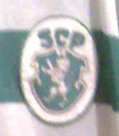 Counterfeit Sporting Lisbon jersey, unknown brand, unknown details