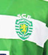 2005/06. Equipamento contrafeito do Centenário do Sporting, muito mau