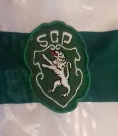 Anos 1990. Camisola da formação do Andebol do Sporting