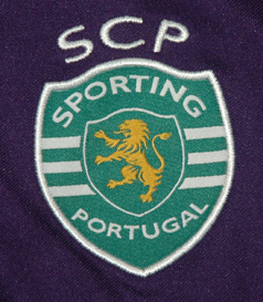 2013/14, away futsal kit game worn Sporting Lisbon