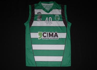 2015/16. Camisola de Basquetebol da Arantxa Mallou