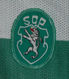 Camisola da formação do Basquetebol do Sporting