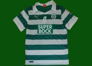 home futsal shirt of Divanei do Sporting