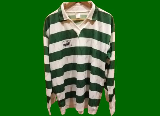 1998/99. Camisola de jogo de Futal