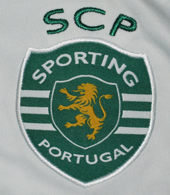 Camisola do futsal do Sporting alternativa 2011 2012