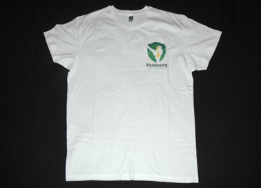 T-shirt da I Gala do Kickboxing do Sporting
