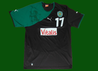 Player issue Sporting Lisbon handball