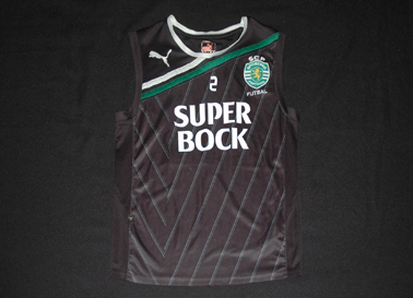 Sporting 2011/12, futsal. t-shirt Sporting Lisbon basketball section