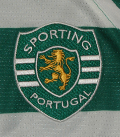hooped game worn shirt of handball player Pedro Solha
