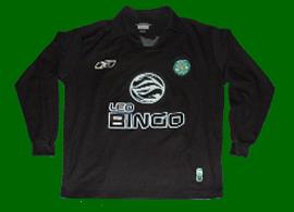 Joao Benedito futsal 2005/06 camisola de jogo