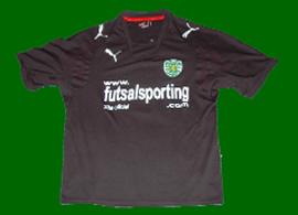 guarda redes Benedito futsal 2007 2008 camisola de jogo